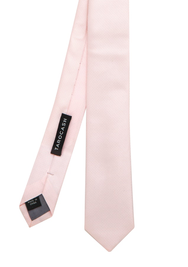 tarocash male tarocash essential tie pink 1