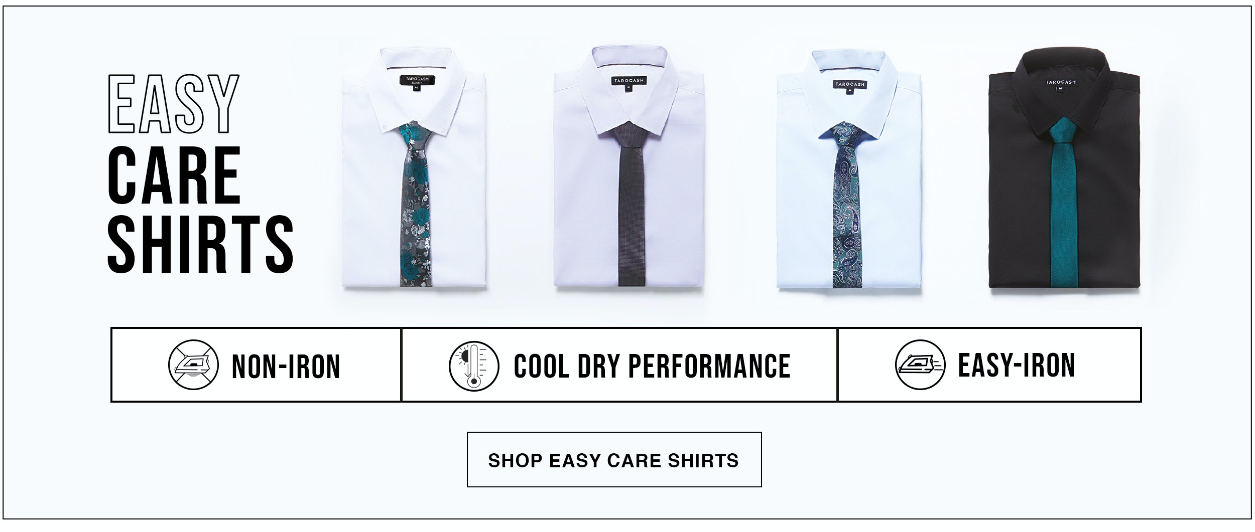 Shop Easy Care Shirts