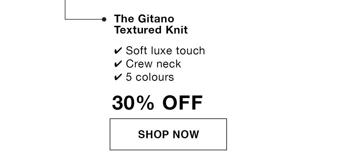 Shop The Gitano Knit