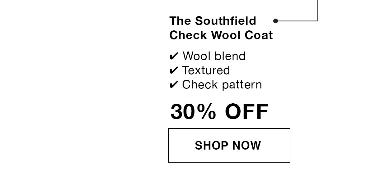 Shop The Southfield Coat