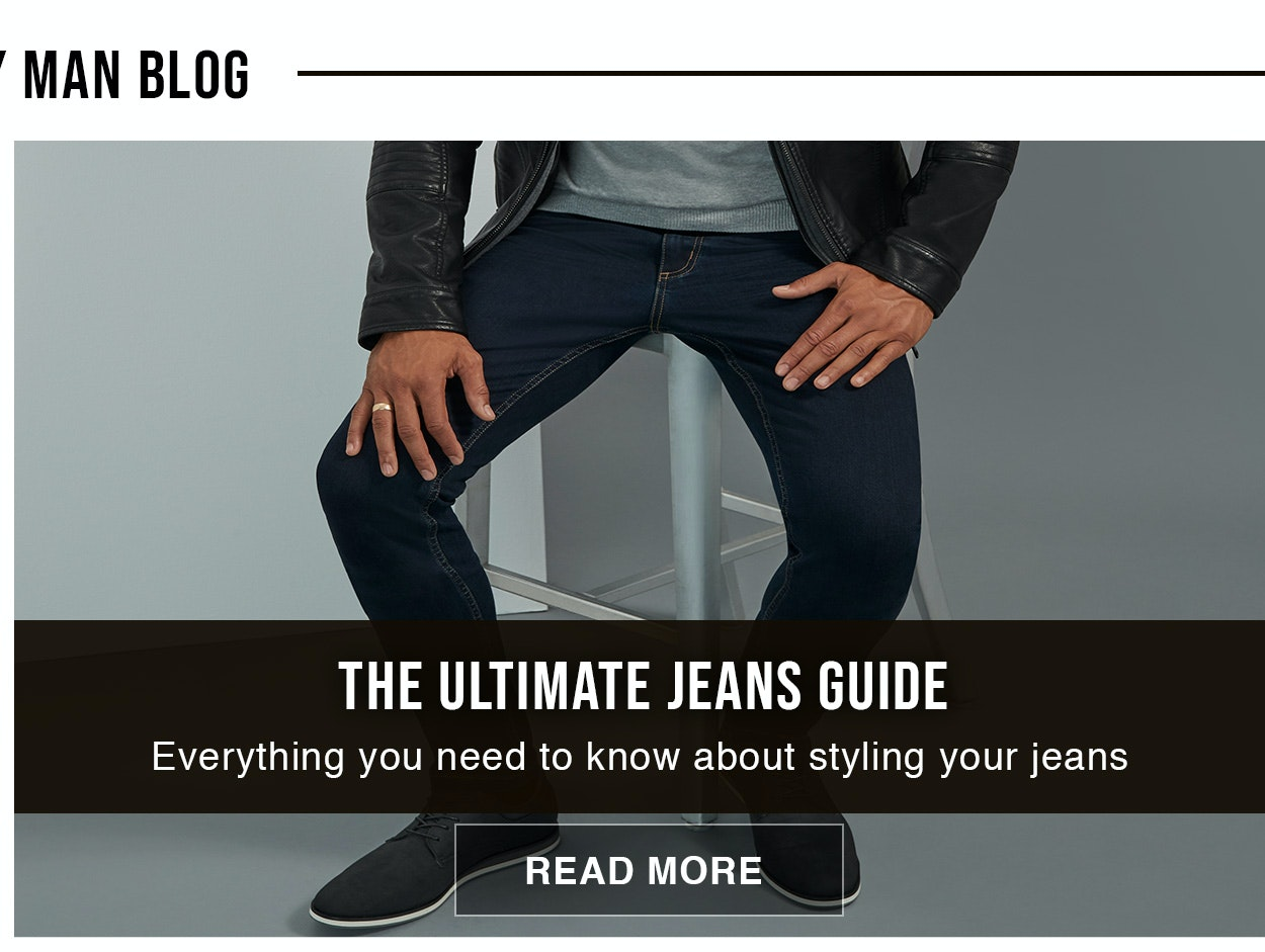 Read the Ultimate jeans Blog