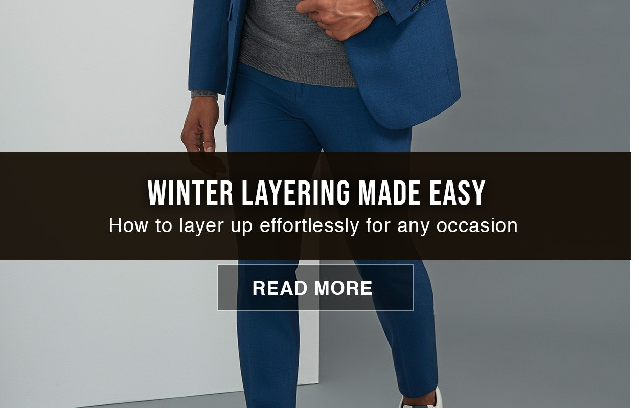 Read the Winter Layering Blog