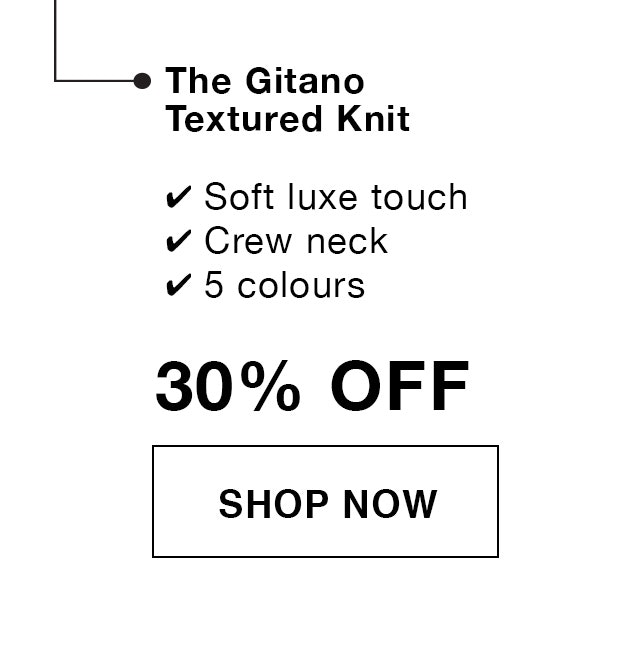 Shop The Gitano Knit