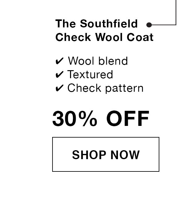 Shop The Southfield Coat