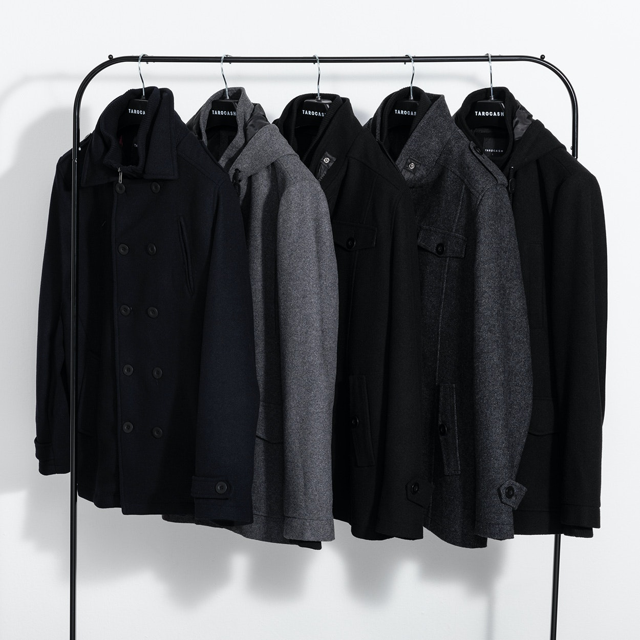 Time to layer up with Jackets from Tarocash