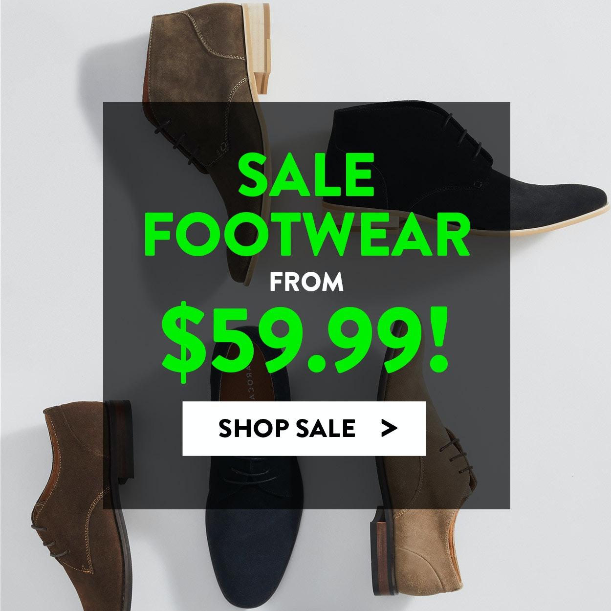 Sale Footwear