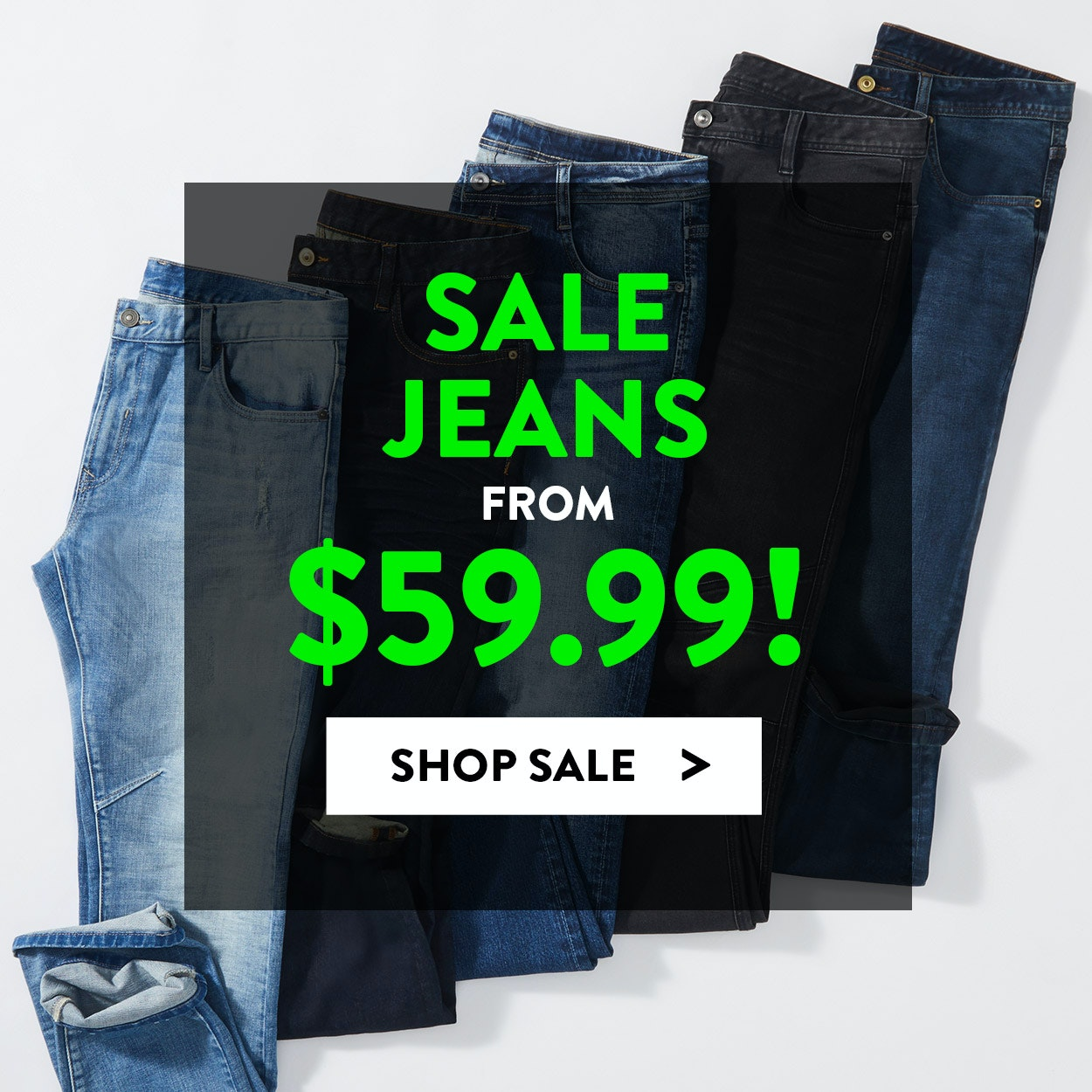 Sale Denim