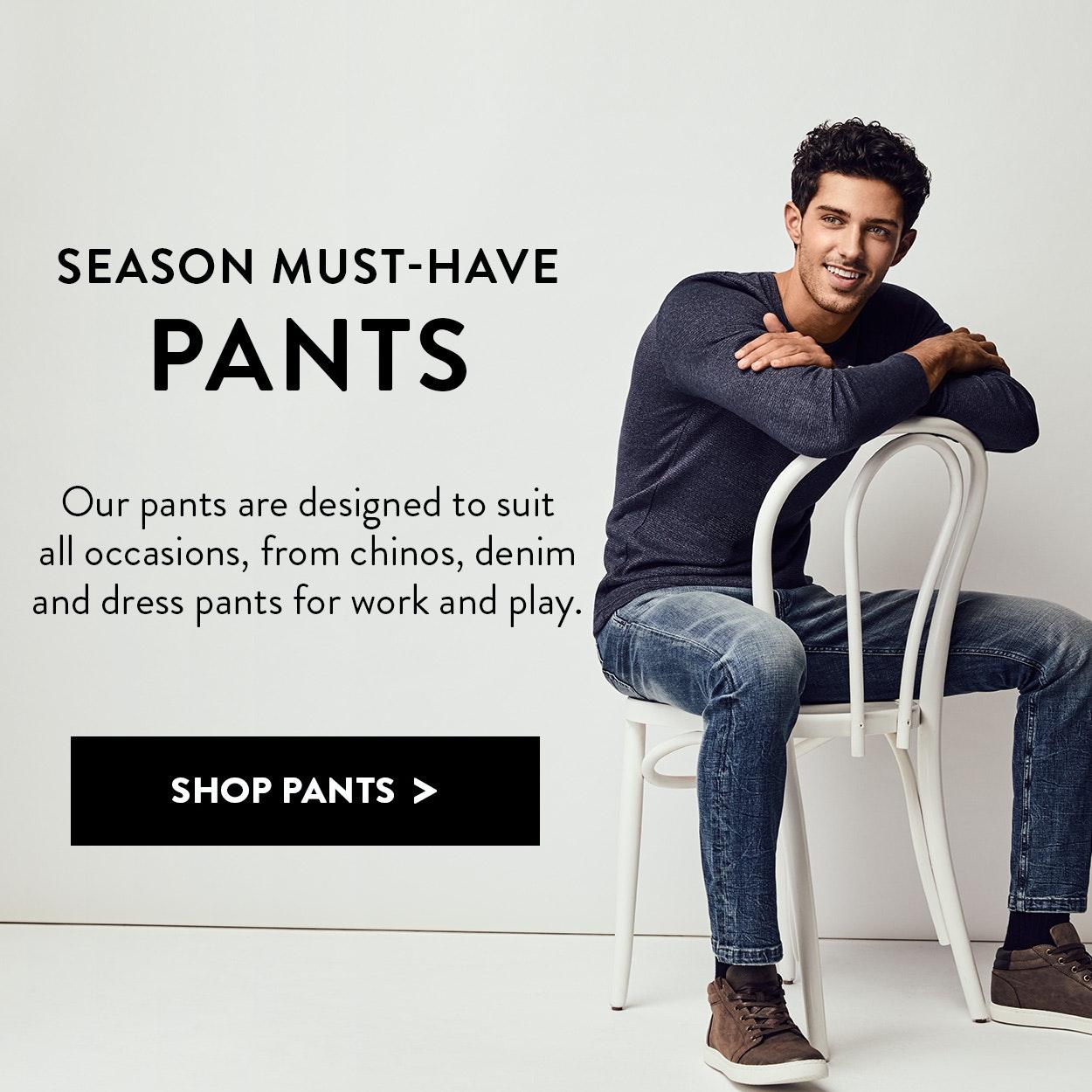 New Season Pants