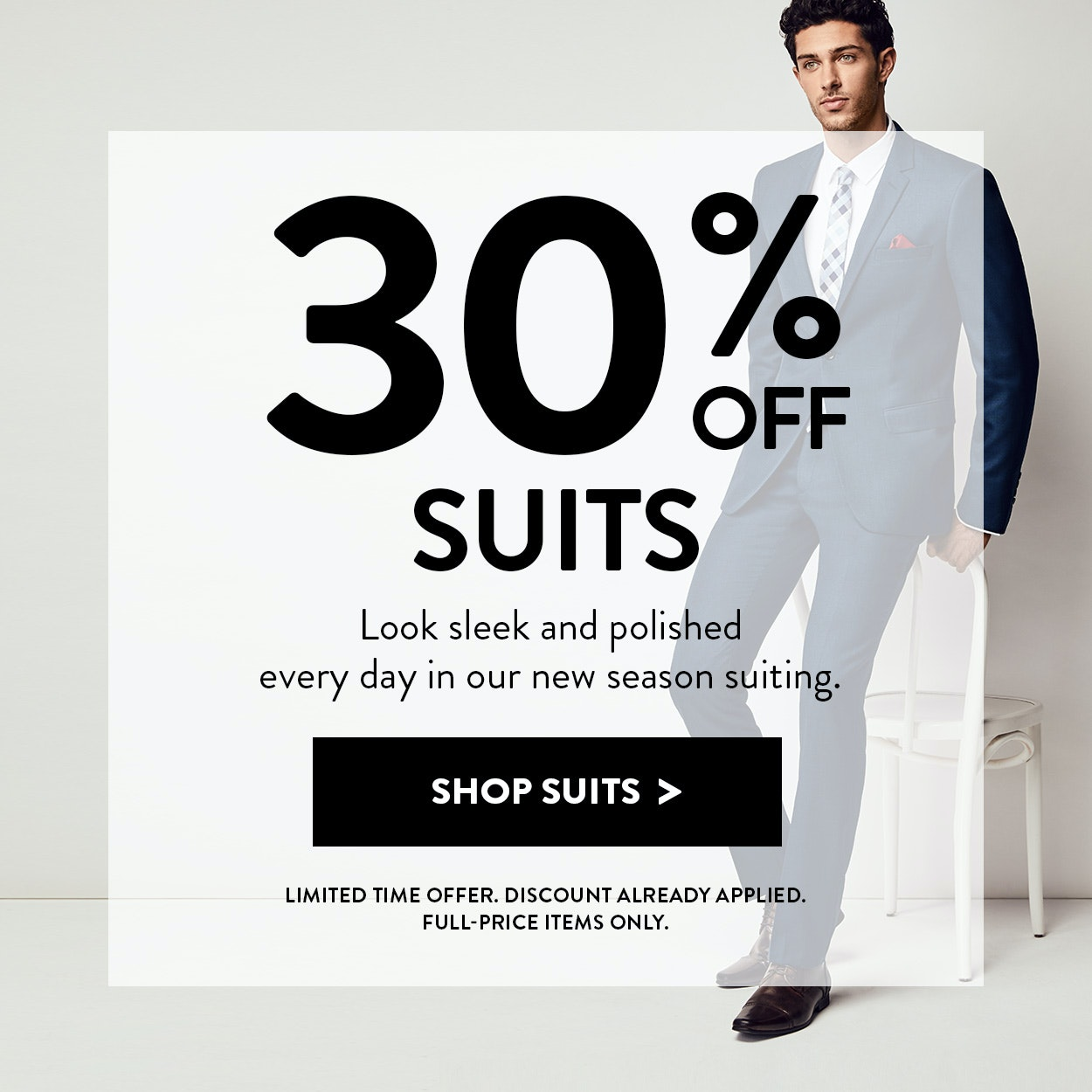 New Season suiting