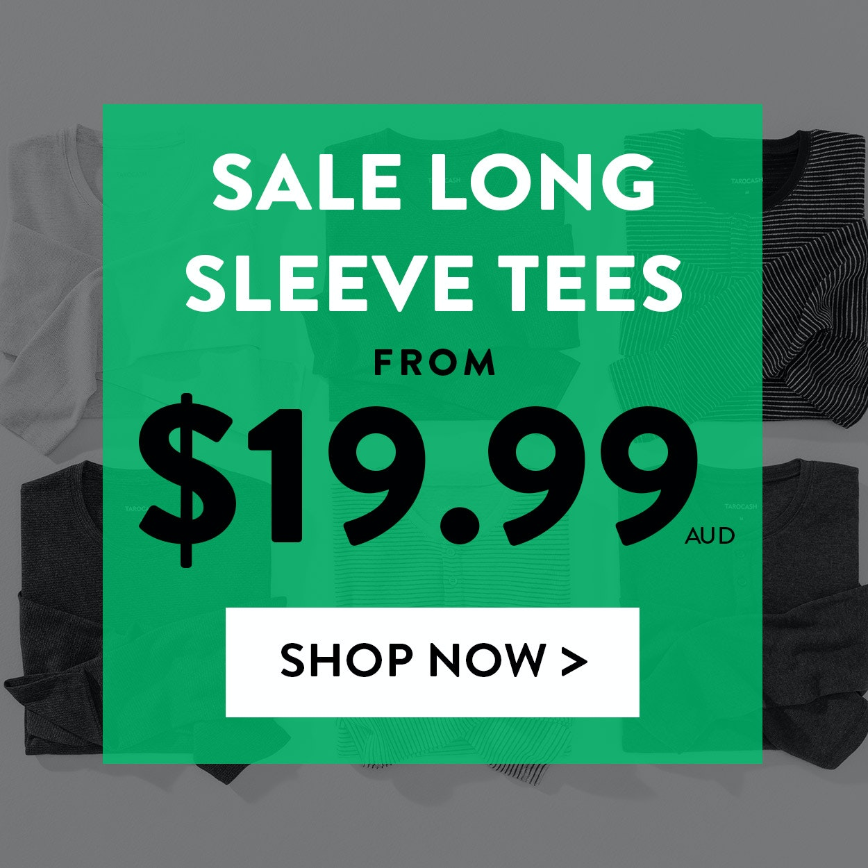 Sale Long Sleeve Tees