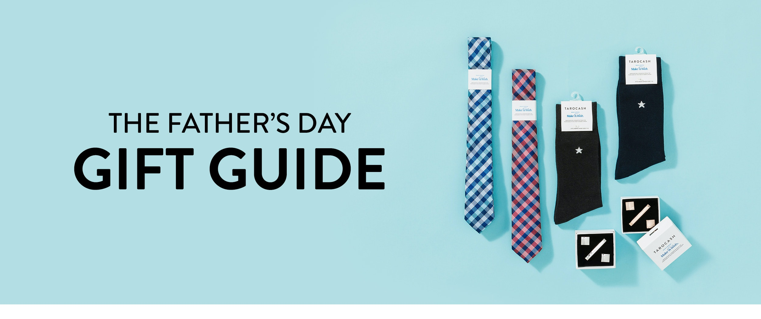 The Tarocash Fathers day Gift Guide