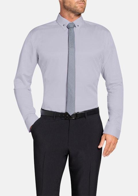 Lilac Smythe Jacquard Shirt