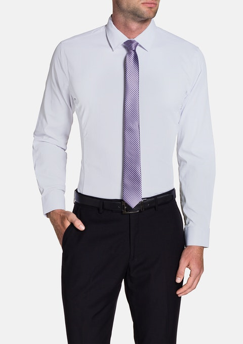 Lilac Cooper Dress Shirt