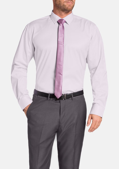 Pink Calvert Dress Shirt