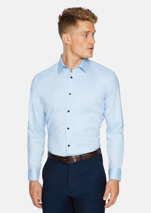 Sky Linton Stretch Dress Shirt