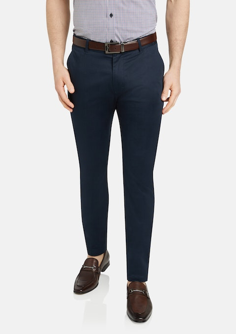 Navy Tony Idol Pant