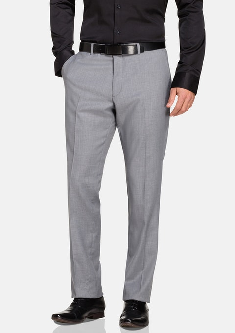 Silver Ramsey Stretch Pant