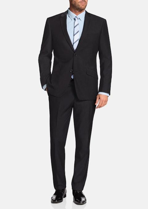 Charcoal Ledger 2 Button Suit