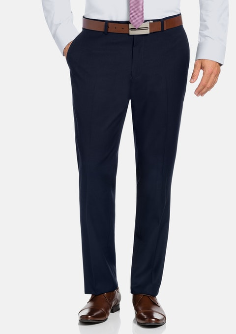 Navy Donovan Dress Pant