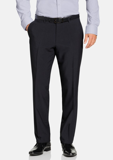 Charcoal Shelby Stretch Pant