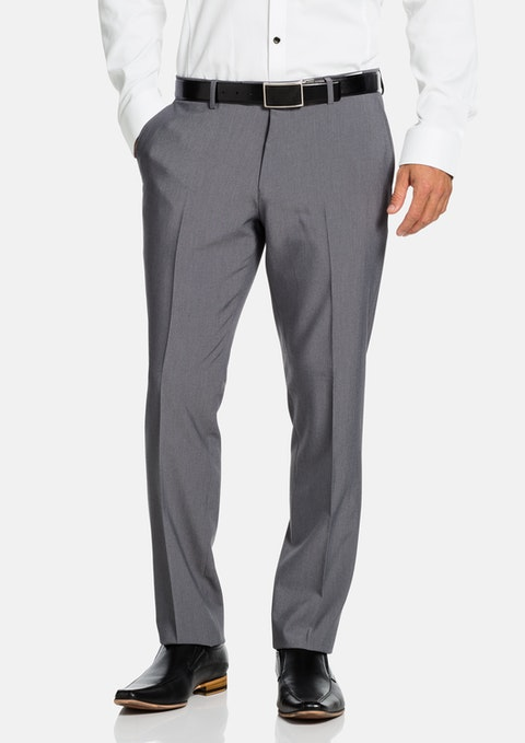 Pewter Shelby Stretch Pant