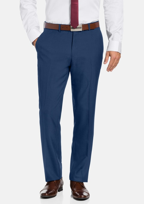 Blue Spencer Dress Pant