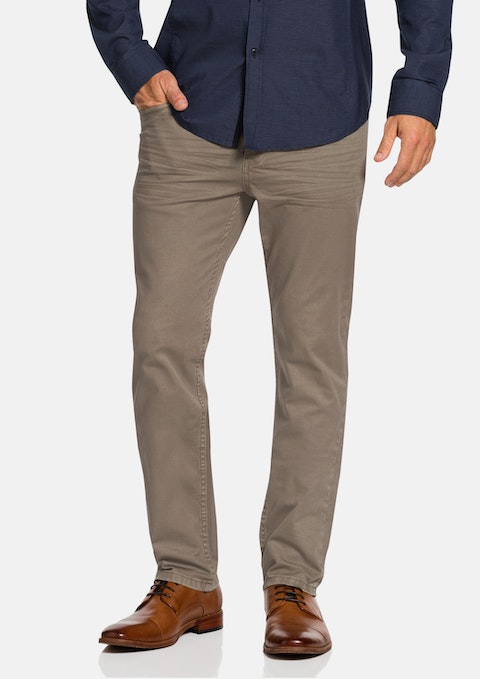 Sand Hastings Stretch Jean