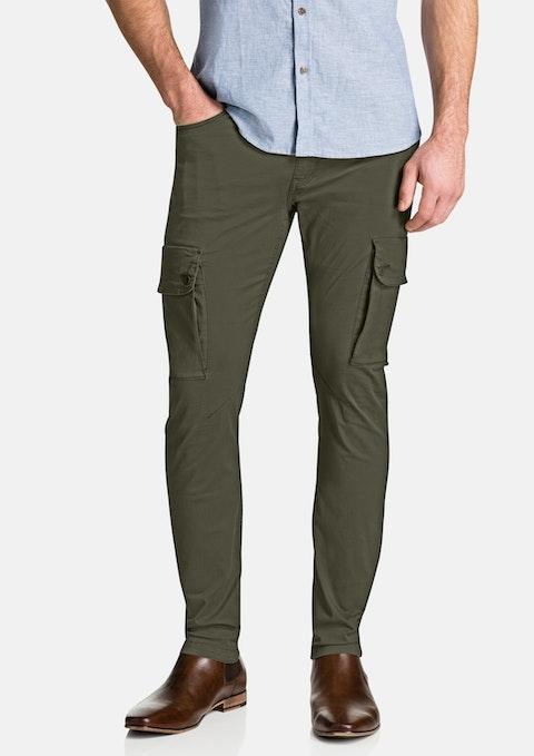 Khaki Troop Combat Pant