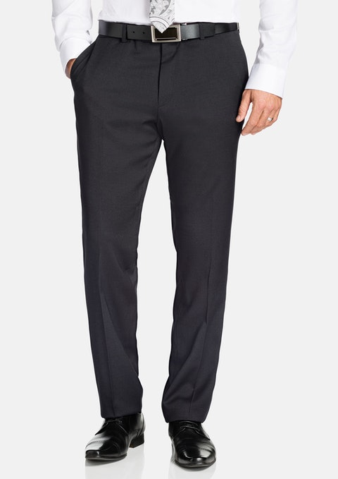 Charcoal Osgood Stretch Pant