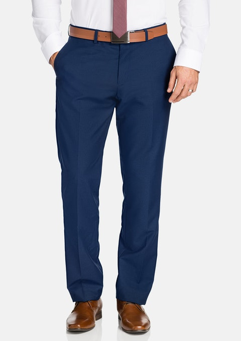 Blue Chaney Dress Pant