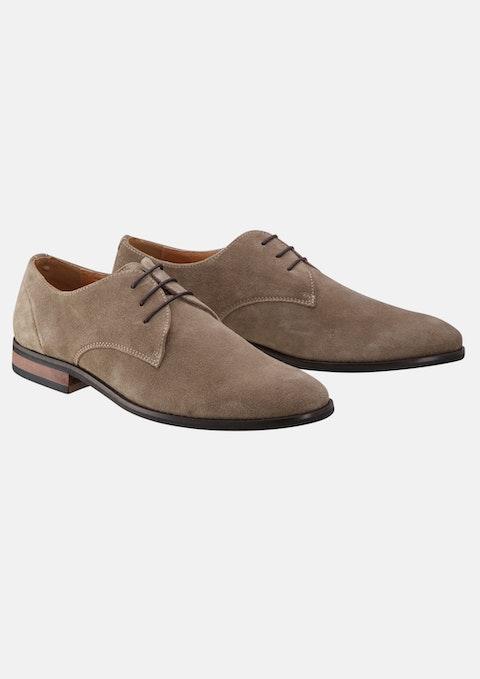 Sand Ben Suede Dress Shoe