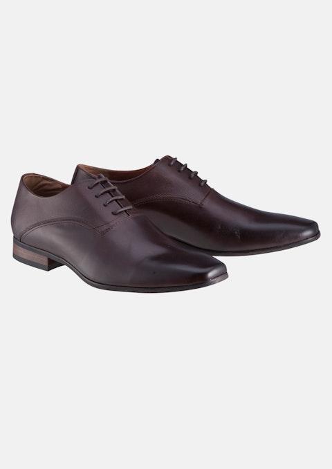 Chocolate Byron Dress Shoe