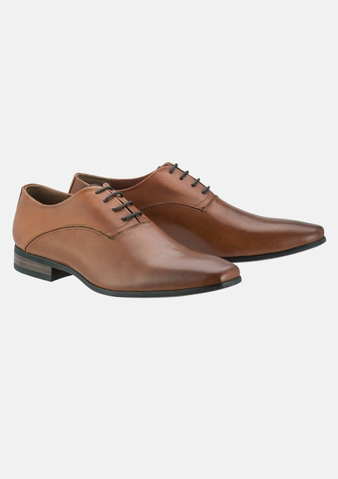 Tan Byron Dress Shoe