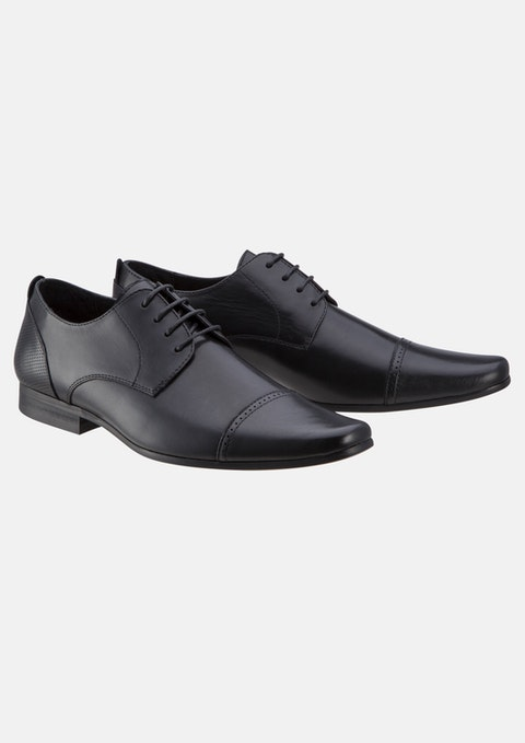 Black Parsons Dress Shoe