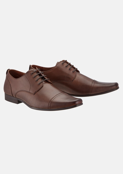 Chocolate Parsons Dress Shoe