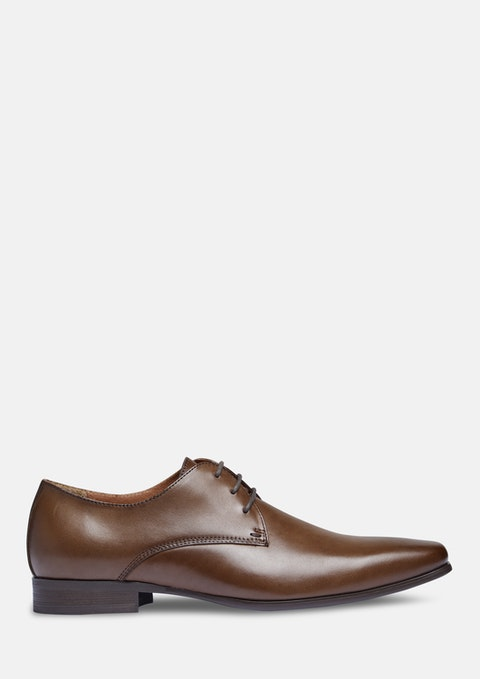 Chocolate Jonah Dress Shoe