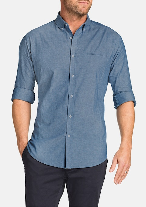 Denim Maxwell Chambray Shirt