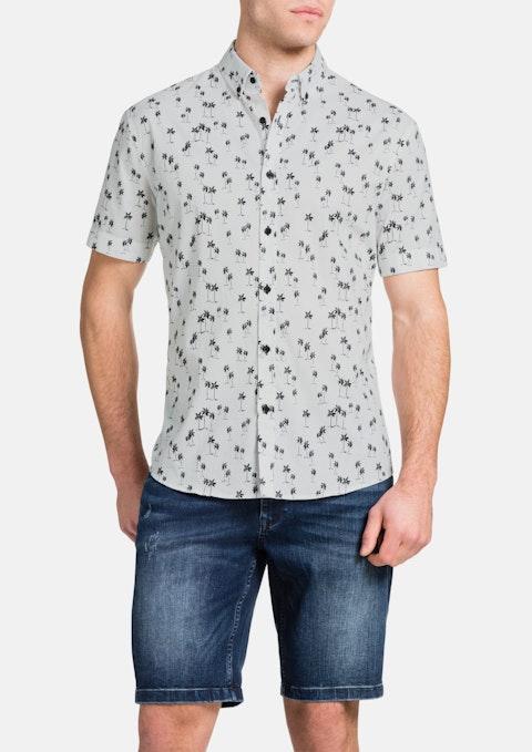 Black Palm Springs Shirt