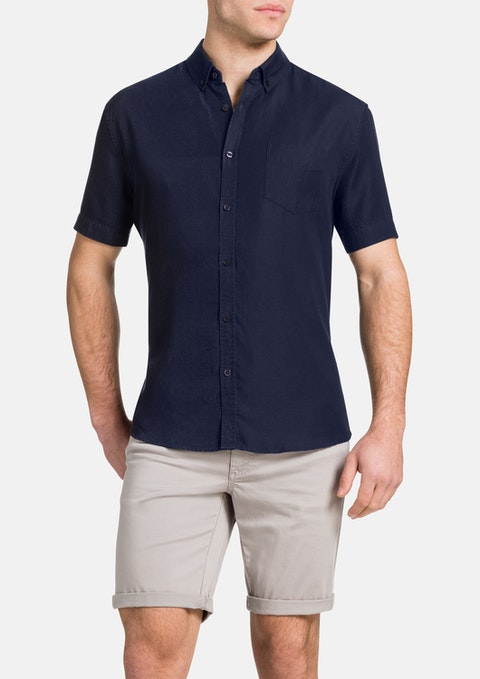 Indigo Indigo Pocket Shirt
