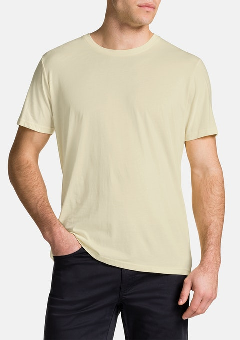 Lemon Essential Crew Neck Tee
