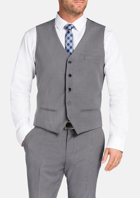 Silver Donahue Waistcoat