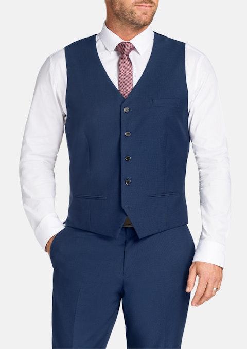 Blue Chaney Waistcoat