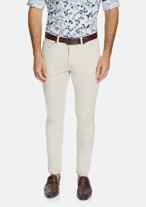 Stone Benny Stretch 5 Pocket Pant