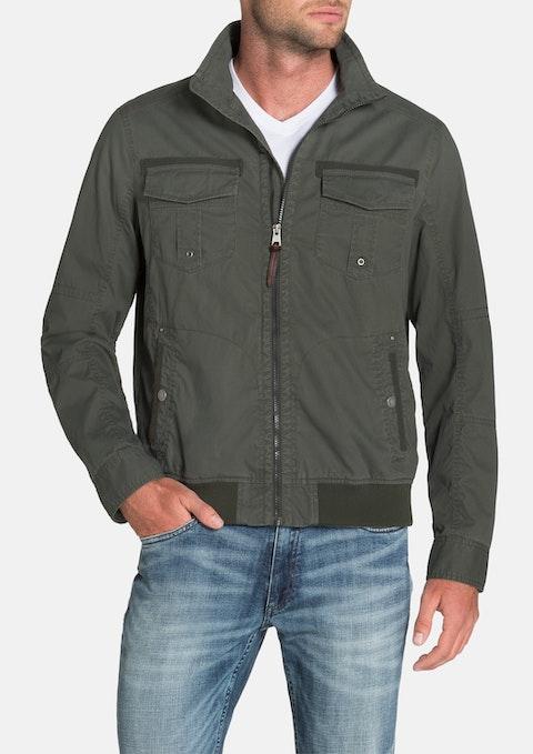Sage Waylon Zip Jacket