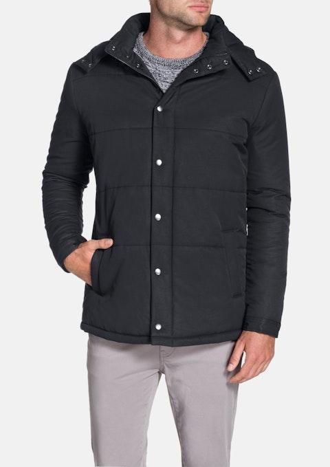 Navy Cameron Puffer Jacket