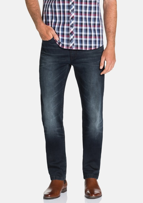 Ink Marrickville Tapered Stretch Jean