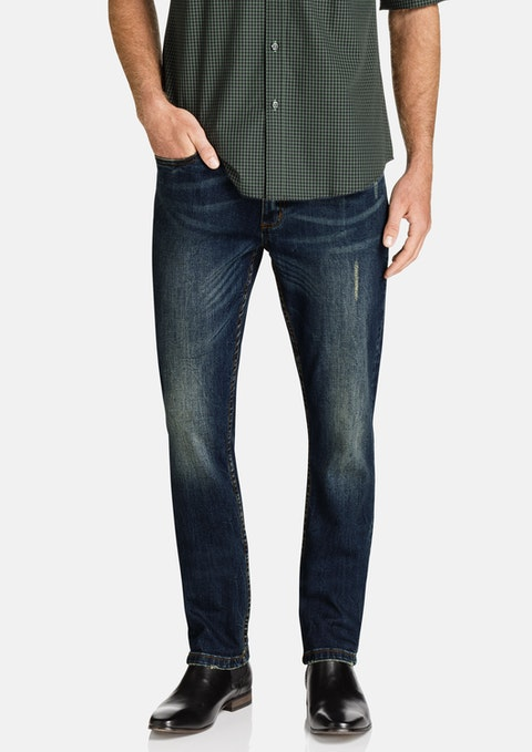 Rinse Addison Regular Stretch Jean