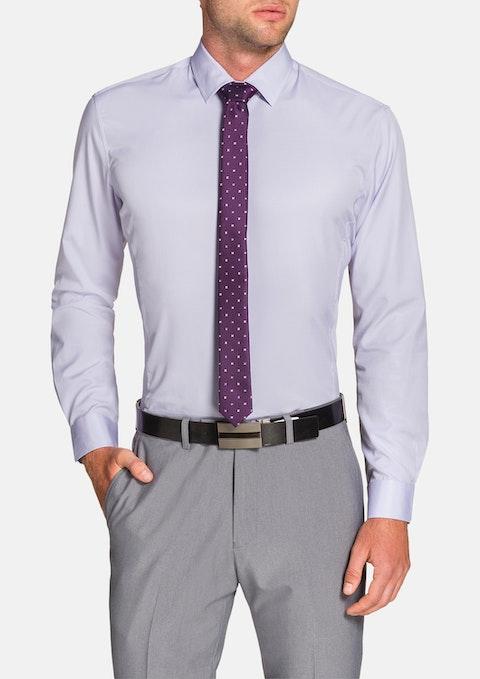 Lilac Jasper Dress Shirt