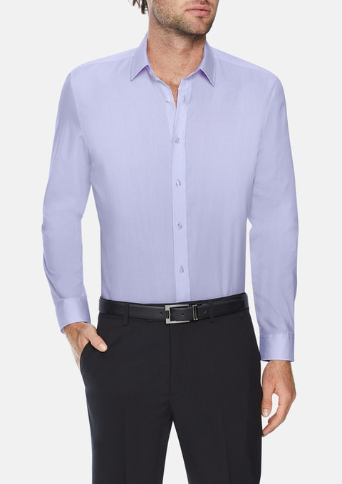 Lilac Edgar Dress Shirt
