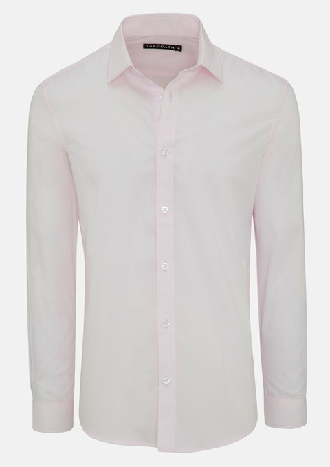 Pink Edgar Dress Shirt